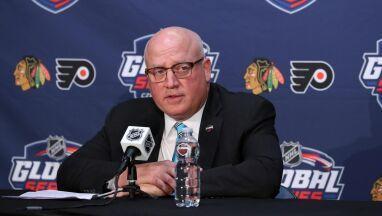Władze NHL chcą przeprowadzić draft online.