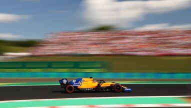 Grand Prix Węgier za zamkniętymi drzwiami