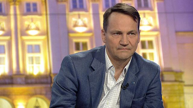 """Radosław Sikorski w """"Faktach po Faktach"""""""