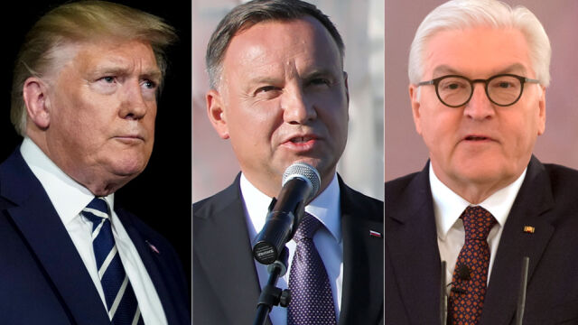 1 września w Warszawie przemówienia trzech prezydentów