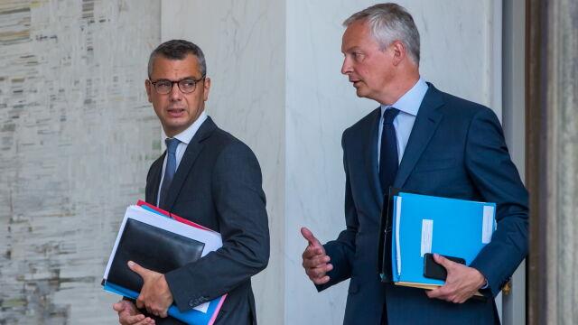 Prokuratura umorzyła śledztwo  w sprawie współpracownika Macrona