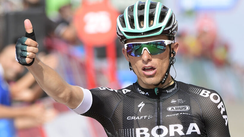 Rafał Majka wśród faworytów Vuelta a Espana