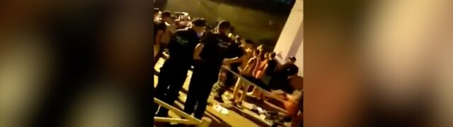 Dramat przed koncertem. Nie żyje pięć osób