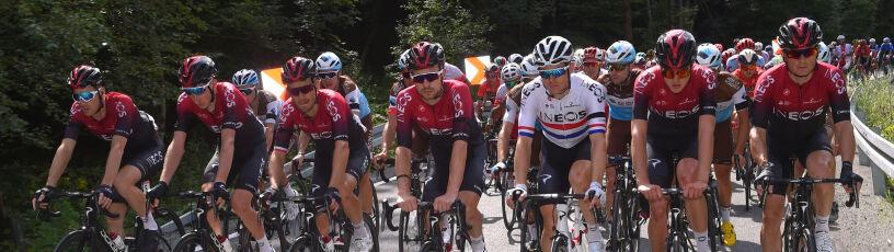Grupa Ineos podała skład na Vuelta a Espana