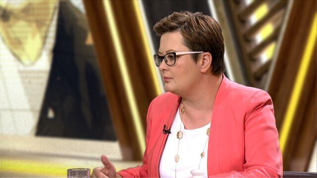 Lubnauer o sprawie hejtu wobec sędziów i odpowiedzialności Ziobry