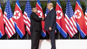 Ćwiczenia, próby rakietowe i kryzys w negocjacjach. Waszyngton gotowy wznowić rozmowy