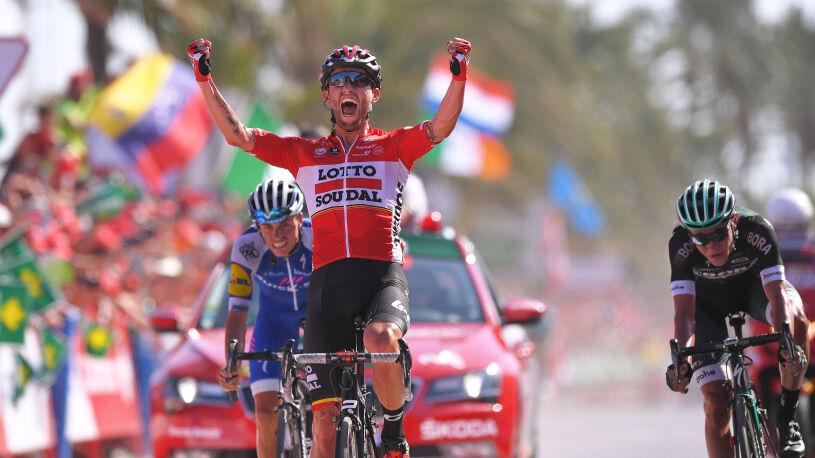 Pięciu Polaków na starcie Vuelta a Espana 2019