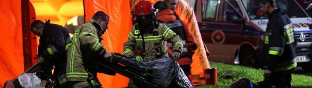 Po burzy w Tatrach wciąż poszukiwane są dwie osoby