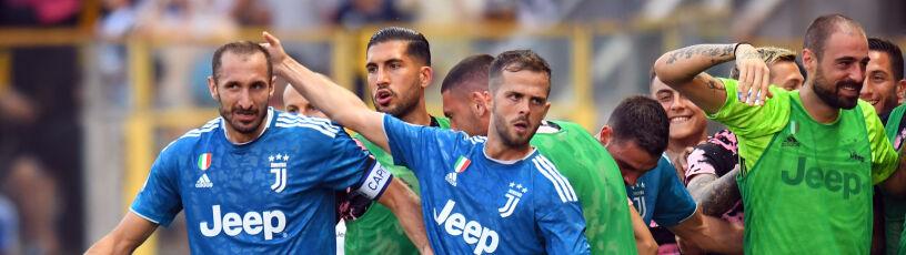 Ronaldo wyręczony przez weterana.  Juventus zaczął zgodnie z planem