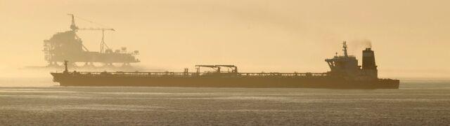 Pompeo grozi sankcjami za pomoc tankowcowi.