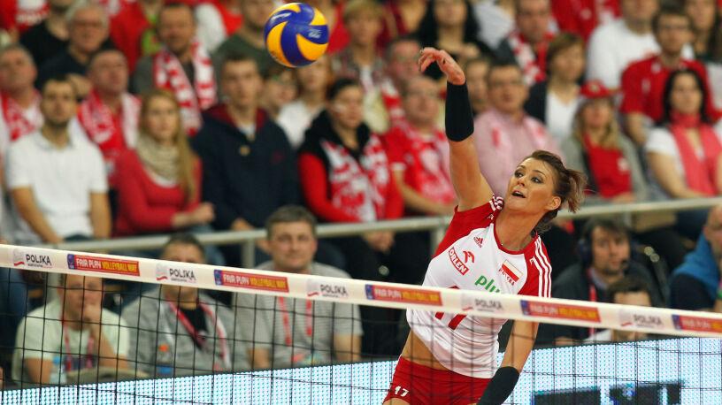 Skowrońska-Dolata zakończyła siatkarską karierę