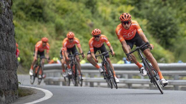 Grupa CCC ma się z czego cieszyć. Jej młodzież błyszczała w Tour de l'Avenir