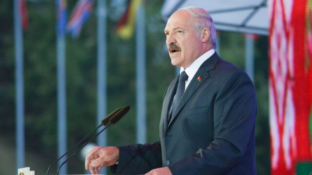 Łukaszenka: Białoruś znalazła się w kotle