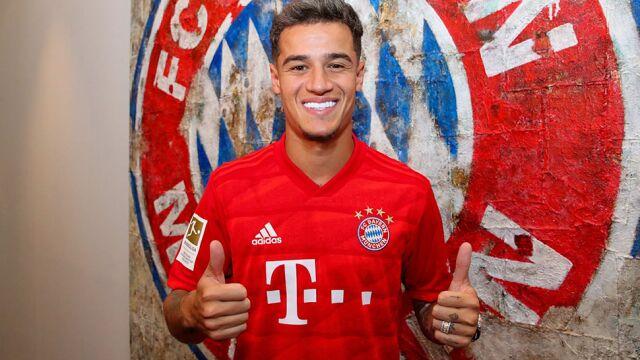 """""""Serwus, Coutinho"""". Bayern sfinalizował hit transferowy"""