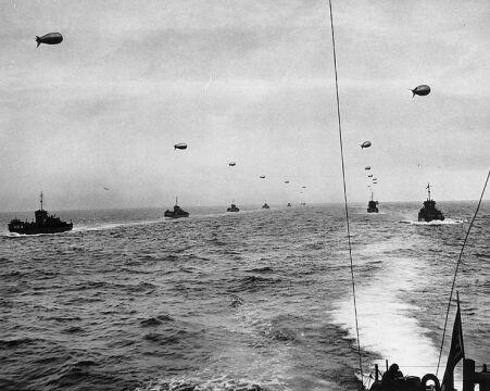 Desant w Kanale La Manche (6.06.1944 r.)