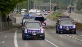 Barack Obama żegna się z Warszawą. Tak wyglądała droga na lotnisko