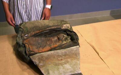 Ciało noworodka w torbie. Miało rany kłute (wideo archiwalne)