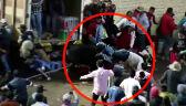Byki stratowały 12 osób w Peru. Wielu rannych było pijanych