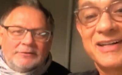 """""""Cześć Monika, tu Tom Hanks"""". Zdobywca dwóch Oscarów tłumaczył życzenia"""