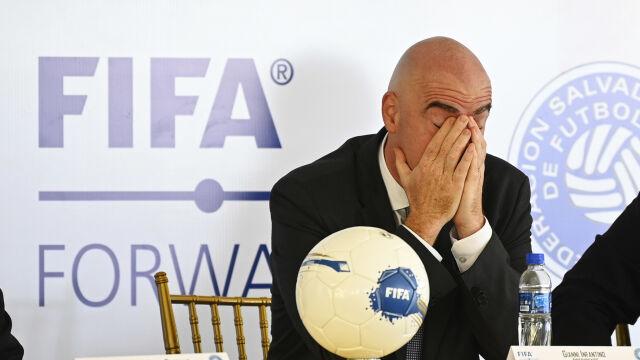 """Gigantyczne straty w światowym futbolu. """"To może zostać zrujnowane"""""""