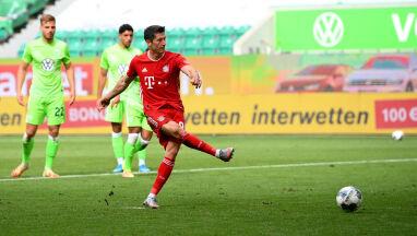 Lewandowski na czele zestawienia. Messi i Ronaldo mają mu czego zazdrościć