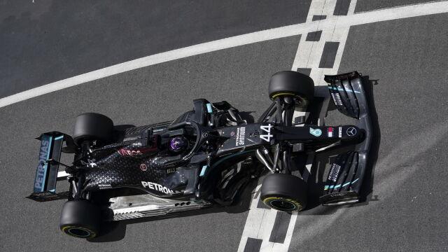 Hamilton mógł przepaść w Q2. Skończyło się jak zwykle
