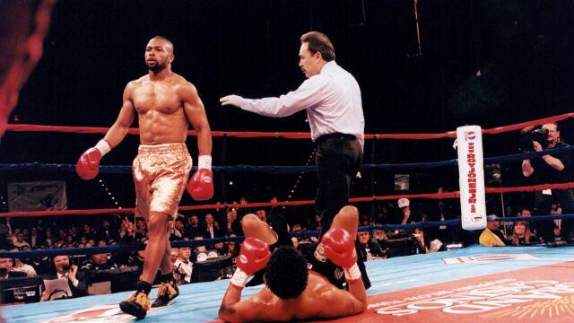 Roy Jones Jr: czapki z głów przed dzisiejszymi mistrzami, ale my z Tysonem byliśmy lepsi