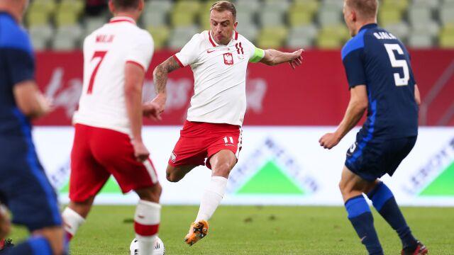 Grosicki: mam nadzieję, że trener Bilić to doceni