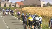 Oliveira wywrócił się z powodu nierówności na drodze w Gandawa-Wevelgem