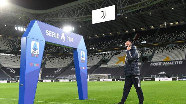Juventus czekał, Napoli nie przyjechało. Podjęto decyzję w sprawie nierozegranego meczu