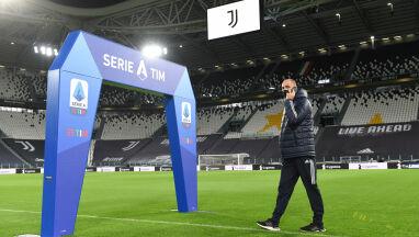 Kuriozum zamiast hitu. Juventus czekał na murawie, Napoli nie przyjechało na mecz
