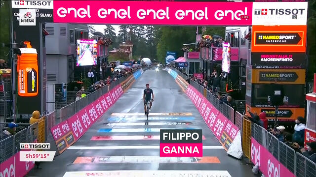 Najważniejsze momenty 5. etapu Giro d'Italia
