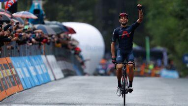 Włosi rządzą u siebie. Kolejne etapowe zwycięstwo w Giro