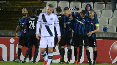 Fatalna Legia w Belgii. Kolejna porażka w Lidze Europy