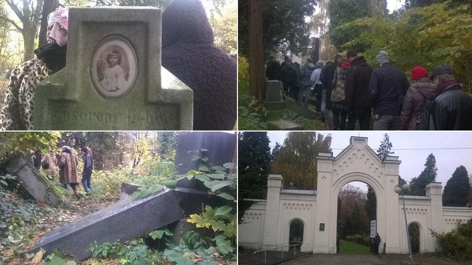 """Ten cmentarz otwarty jest tylko raz  w roku. """"To nasz zaczarowany ogród"""""""