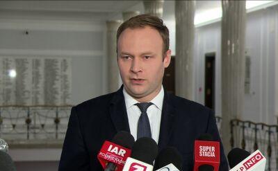 Marcin Mastalerek uważa, że prezydent bardziej dba o interes PO niż Polaków