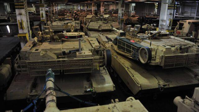 Plany budowy w Polsce magazynu uzbrojenia US Army. Przecieki o możliwej lokalizacji