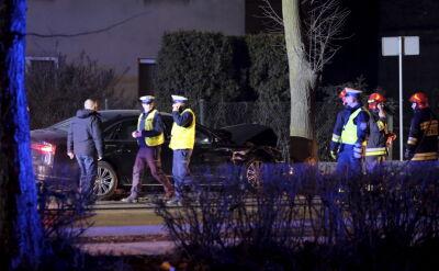Prokuratura nie ma postronnych świadków z miejsca wypadku Szydło