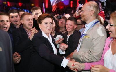 """""""Pani Szydło jest osobą, która może odsunąć podejrzenie i lęk, że za nią się czają Macierewicz czy inni Kamińscy"""""""