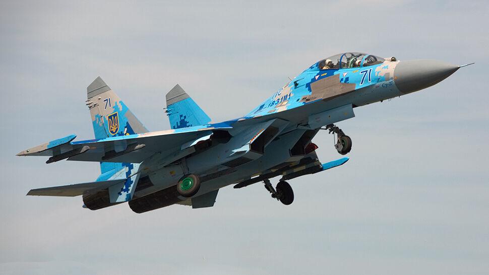 Katastrofa myśliwca Su-27. Nie żyje pilot