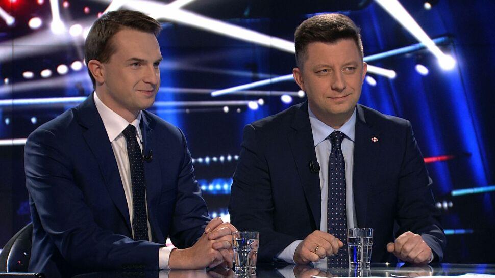 """""""Owinęli się politycy PiS we flagę Unii Europejskiej i mówią: jesteśmy Europejczykami"""""""