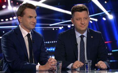 """""""Owinęli się politycy PiS we flagę Unii Europejskiej i mówią: jesteśmy Europejczykami""""A"""