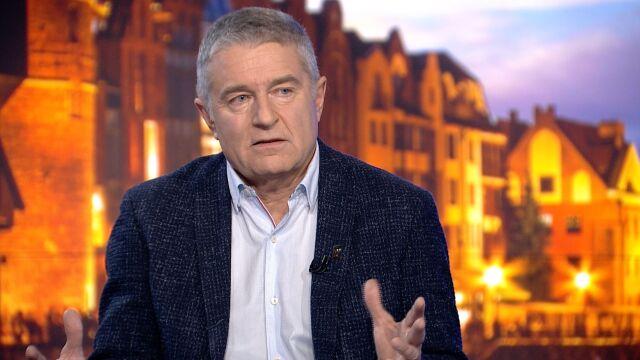 Władysław Frasyniuk o zatrzymaniu Wojciecha Kwaśniaka