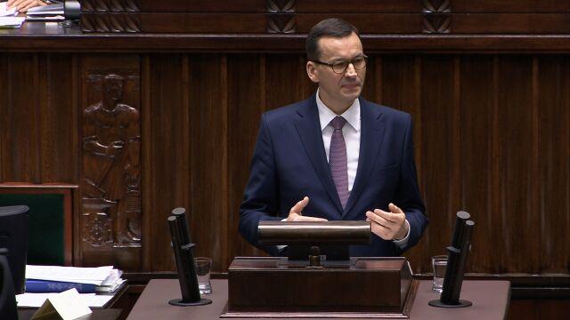 Morawiecki: nie będzie problemu z kumulacją roczników w szkołach