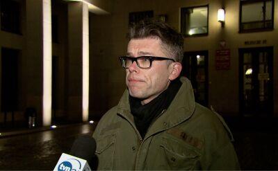 Sędzia Igor Tuleya o wezwaniu przez rzecznika dyscyplinarnego