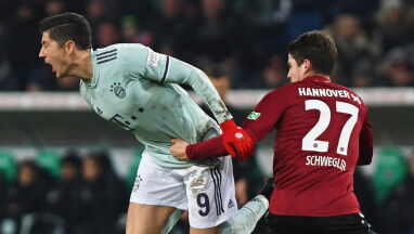 Bayern odjechał, rywal porównuje.