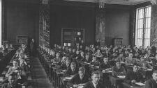 Matury i inne egzaminy. Zdjęcia historyczne.