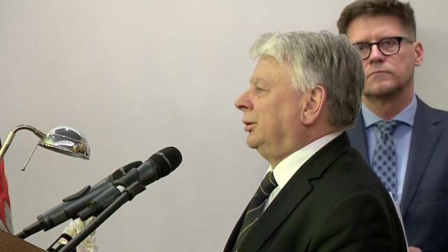 Borusewicz: jutro Senat podejmie uchwałę, która upamiętnia drogę Karola Modzelewskiego