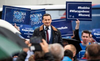 Morawiecki: PiS nie toleruje żadnych szkodliwych, patologicznych zachowań