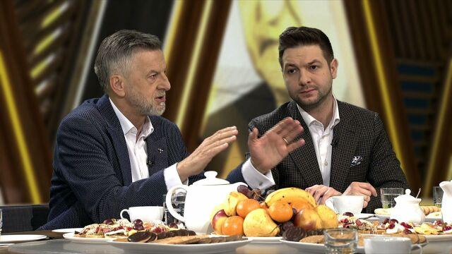 Zybertowicz: Jarosław Kaczyński byłby ostatnią osobą, która by broniła tych konkretnych przestępców